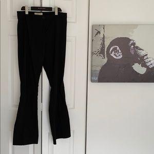 Women's Beautiful Burberry Black Pants